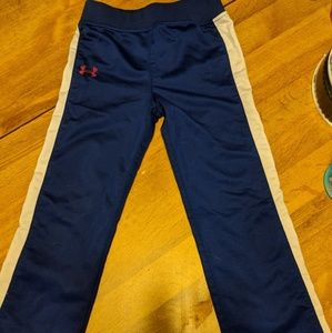 Girls Youth Size 4T Under Armour Pants